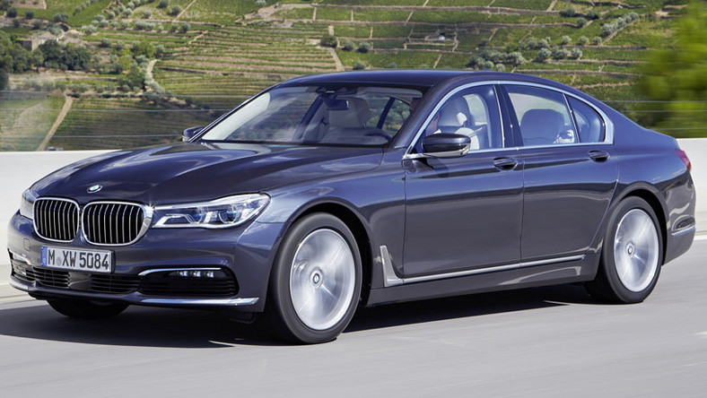 d5e590343a481 Nowe BMW serii 7 - cyfrowy luksus