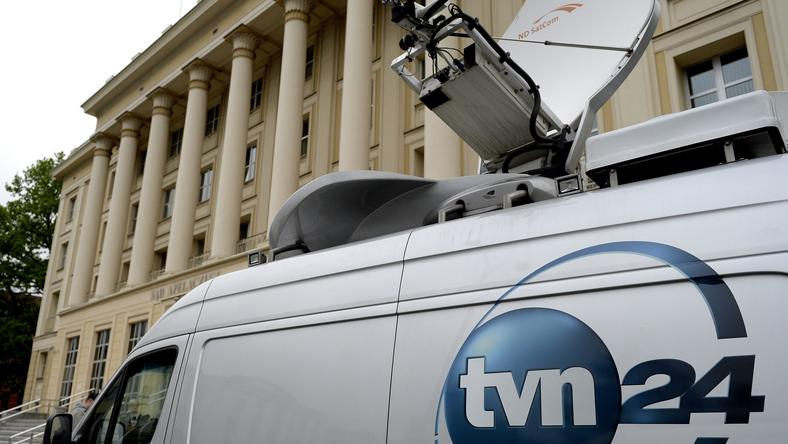 """Rzeczniczka KRRiT: nałożenie kary na TVN poprzedzone było """"bardzo dokładnym"""" postępowaniem"""