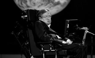 Zmarł światowej sławy astrofizyk Stephen Hawking