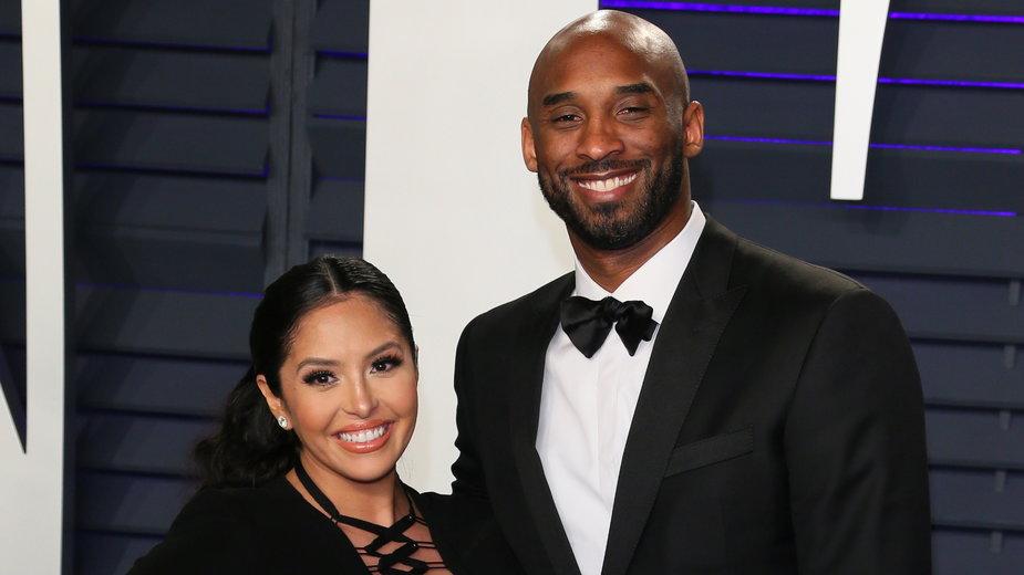 Kobe i Vanessa Bryant