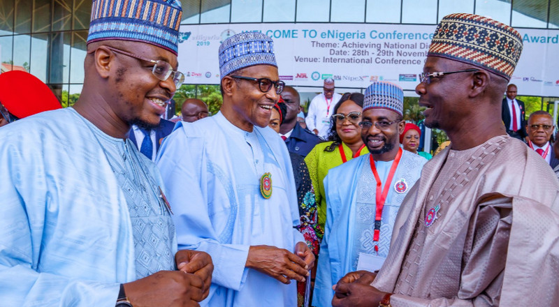 President Buhari directs all government operations to go digital