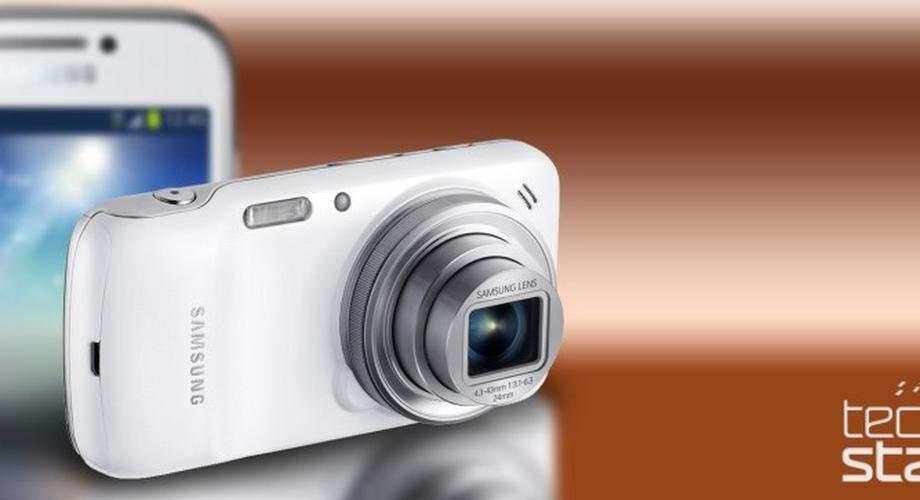 Samsung Galaxy S4 Zoom: Androide mit 10-fach-Zoom
