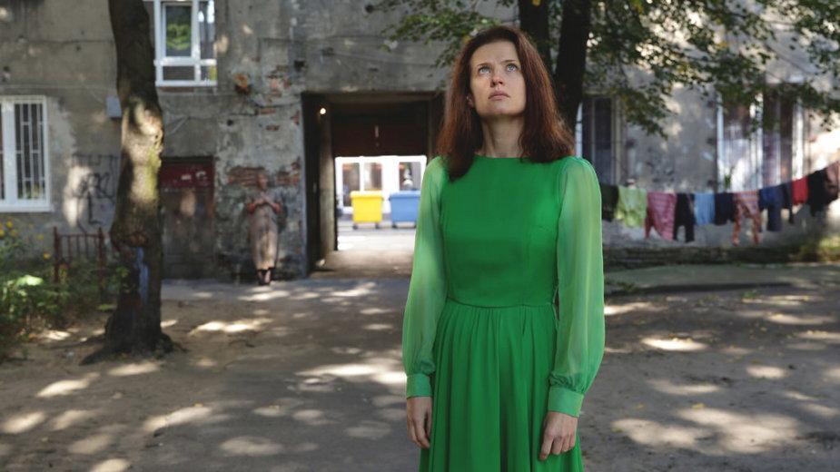 """Wiktoria Gordojeckaja w filmie """"Przejście"""""""
