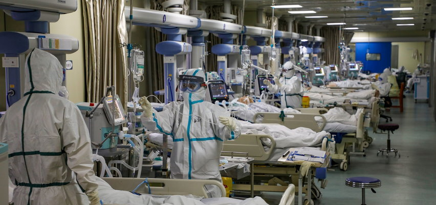 Nowy lek uratuje najciężej chorych na COVID-19?