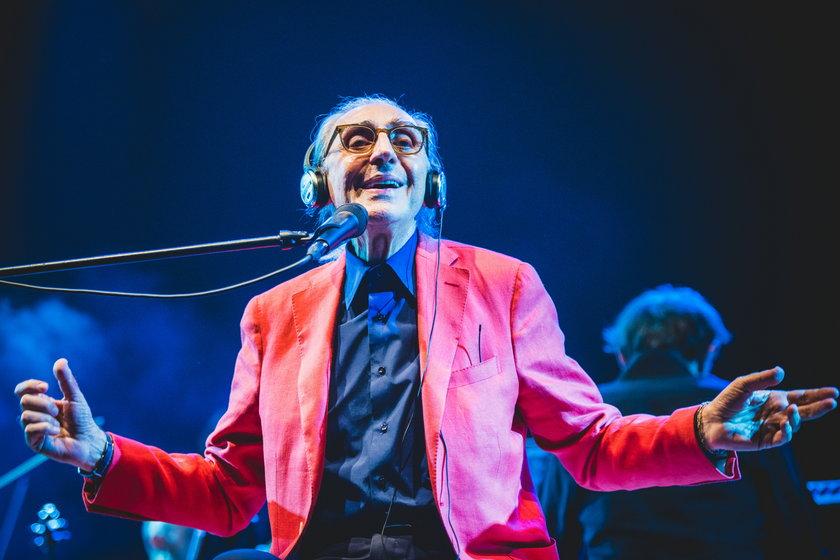 Franco Battiato nie żyje