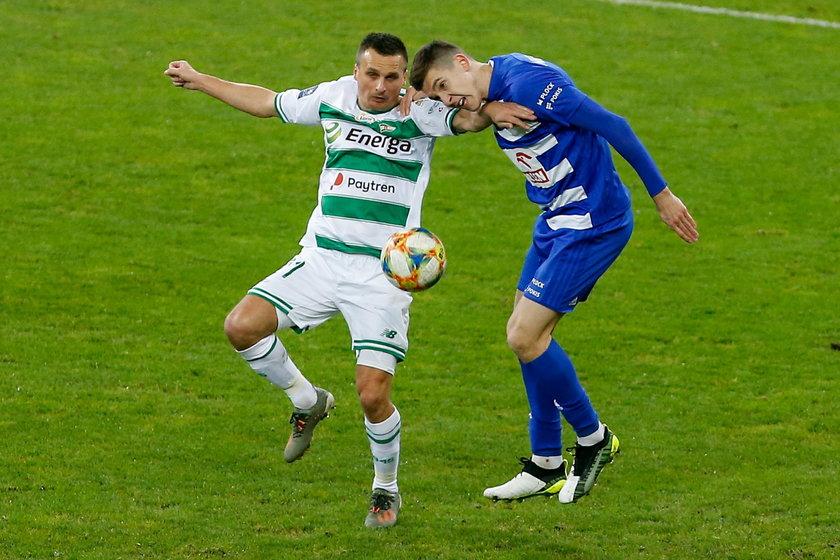 Sławomir Peszko piłkarzem Wieczystej Kraków