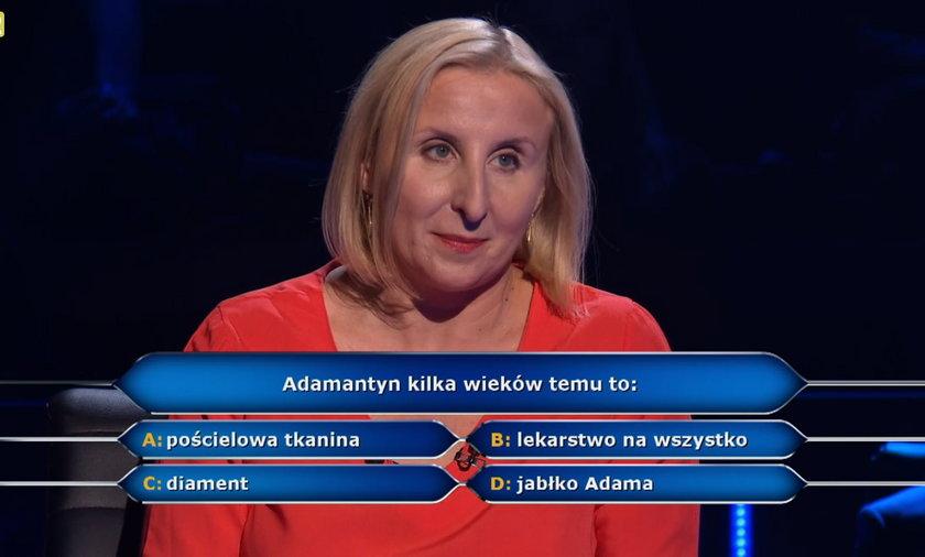 """""""Milionerzy"""" - padło pytanie o adamantyn!"""