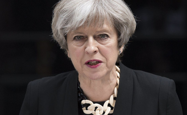 """Brytyjska premier powiedziała też, że trwają prace nad identyfikacją rannych i zmarłych w wyniku ataku, """"choć stało się jasne, że ofiary pochodzą z wielu różnych państw""""."""