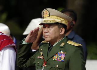Min Aung Hlaingu. Orędownik demokratycznej dyscypliny