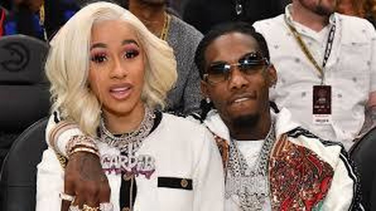 The rapper filed for divorce from her estranged husband, Offset earlier this week. [StlyeCaster]