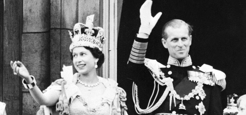 Elżbieta i Filip: Królewska Love Story