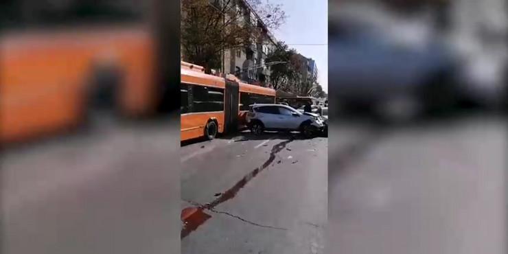 Cvijićeva ulica, saobraćajna nerseća