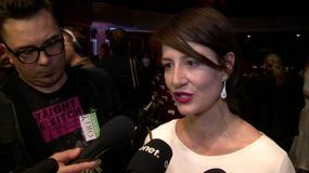 Orły 2015: Maja Ostaszewska o nagrodzie dla najlepszej aktorki pierwszoplanowej