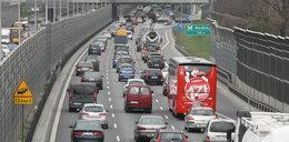 Miliony samochodów na stołecznych ulicach