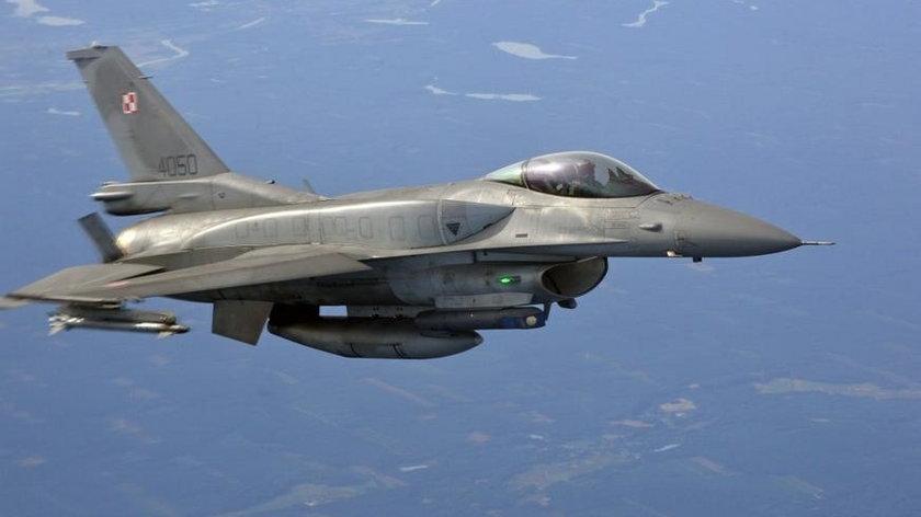 Nowa, potężna broń dla polskich F-16!
