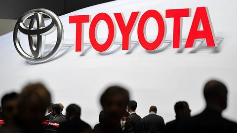 2017 rok to dobry rok dla Toyoty