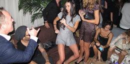 Demi Moore na balandze z córką otarła się o śmierć