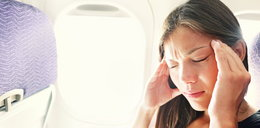 Źle czujesz się w samolocie? Pomoże ci zwykły krzew