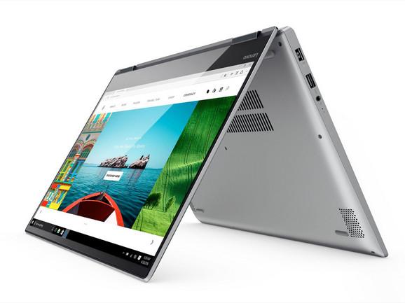 Hibridni laptop Yoga 720 ima ekran od 15 inča