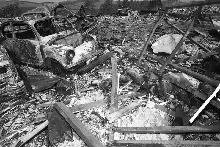 uzice tornik bombardovanje 0804 1999 god 3 poginula_070319_Ras file foto Milos Cvetkovic 010