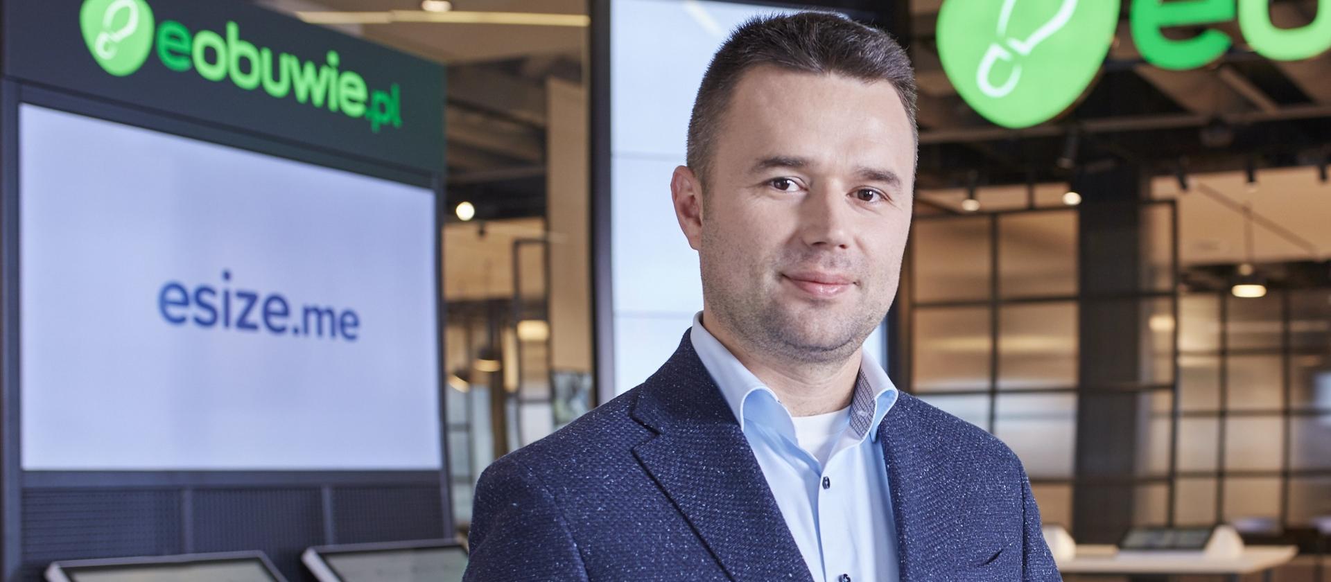 """""""Sklep stacjonarny powinien być jak Disneyland"""". Prezes eobuwie.pl opowiada o handlu przyszłości"""