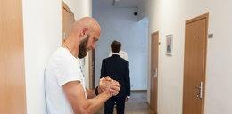 Sądny dzień. Piłkarze Cracovii modlili się przed gabinetem Probierza