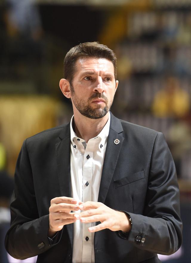 Nikola Lončar, sportski direktor KK Partizan