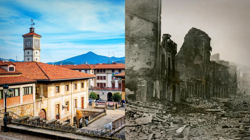 80. rocznica bombardowania Guerniki