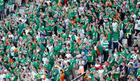 PONOVO PRAVE ŠOU Irci blokirali tunel, policija im skandirala /VIDEO/
