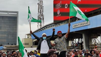 #EndSARS protesters want panel to summon Sanwo-Olu, Fashola, others over Lekki shooting