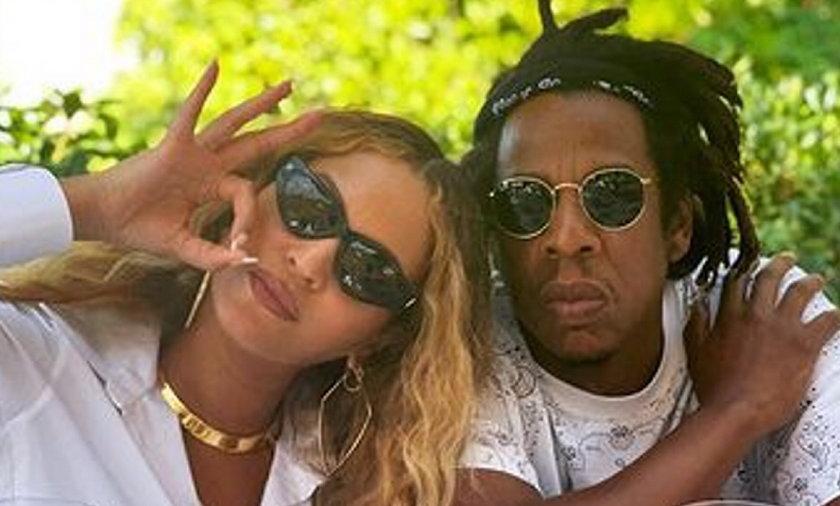 Beyonce i Jay-Z są małżeństwem od 13 lat.