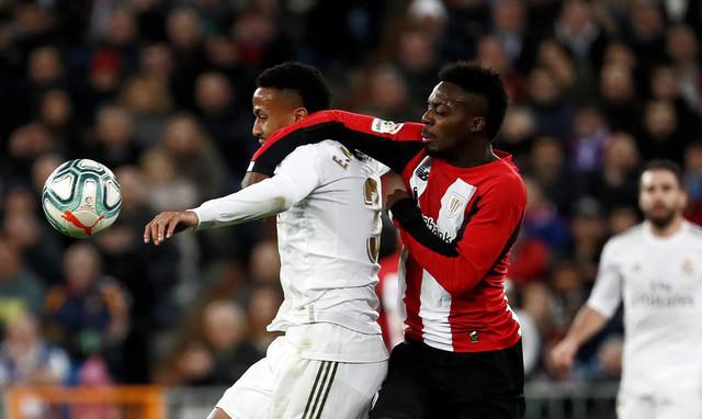Detalj sa meča Real Madrid - Atletik Bilbao