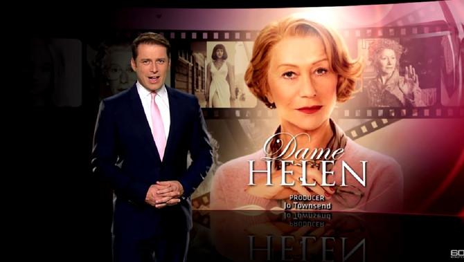 Karl Stefanović je intervjuisao i Helen Miren