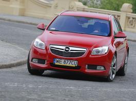 Używany Opel Insignia - nie jest idealny, ale ma wzięcie!