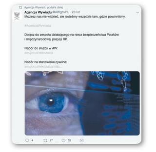 Szpiedzy z Twittera, Facebooka i YouTube'a