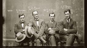 Zdjęcia kryminalistów z lat 20., poznaj ich historię