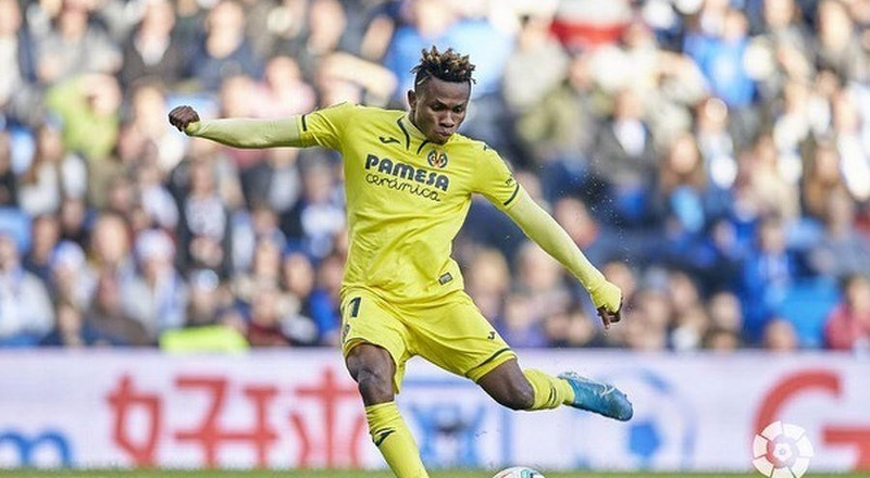 Mali legend Frédéric Kanouté says Samuel Chukwueze is not ready to be in the conversation for African Player of the Year