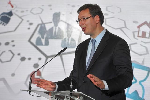 Albanci drže reč, to su dobri poslovni ljudi: Aleksandar Vučić