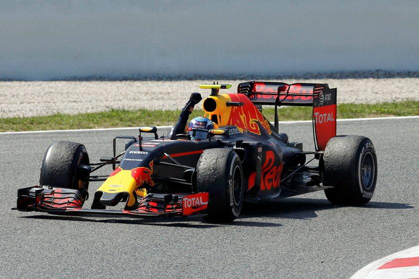 Sensacyjny zwycięzca GP Hiszpanii!