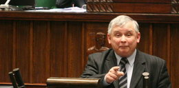 Kaczyński atakuje Niesiołowskiego
