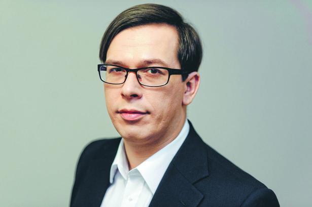 Karol Orzechowski, adwokat.