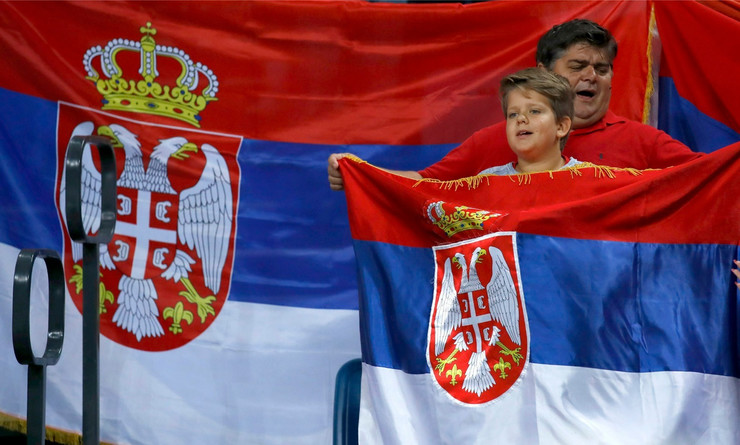 Košarkaška reprezentacija Srbije, Košarkaška reprezentacija Francuske