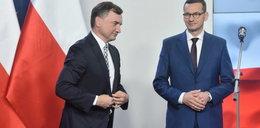Ziobro niby chwali Morawieckiego, ale tak naprawdę wbija mu szpilę! Jak premier zobaczy tę uszczypliwość...