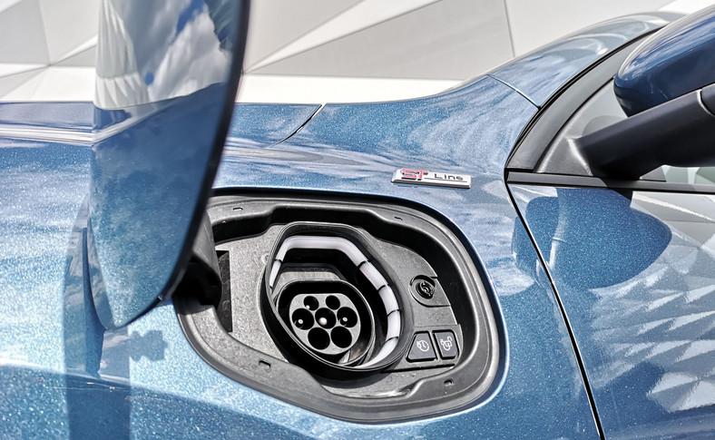 Ford Kuga PHEV ST-Line X