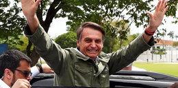 Wybrano prezydenta Brazylii. Jair Bolsonaro triumfuje