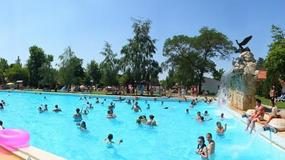 Aquapark: Berekfürdői Gyógy- és Strandfürdő