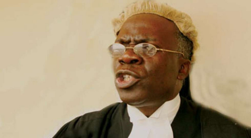 'Release Sowore or go to prison', Falana tells DSS DG