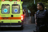 Atinska policija, grčka policije, EPA -  ORESTIS PANAGIOTOU