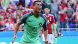 Ale mecz! Najlepszy na Euro 2016! Grad goli, no i Ronaldo...