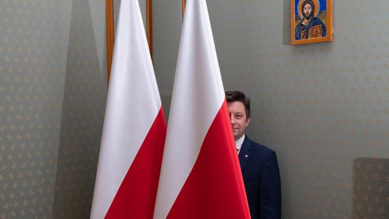 Warszawa, 18.05.2019. n/z Michal Dworczyk, fot. Maksymilian Rigamonti